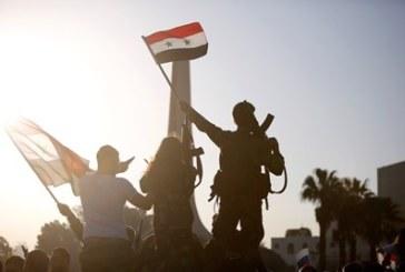 Има ранени при ударите в Сирия