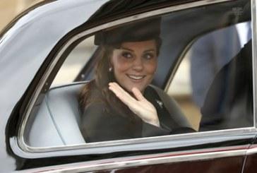 Кралският говорител с последни новини за бебето на Кейт и Уилям