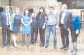 Плевнелиев дойде в Благоевград за срещата юбилей с възпитаниците на ПМГ, кметът д-р А. Камбитов призна: Бях отличен, но не много примерен ученик, най-много ме тормозеше учителят по химия П. Пейчев