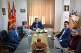 Кметовете на Симитли и Пехчево проведоха работна среща, подписаха нови договори