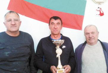 Физкултурник триумфира на шах турнира в Първомай