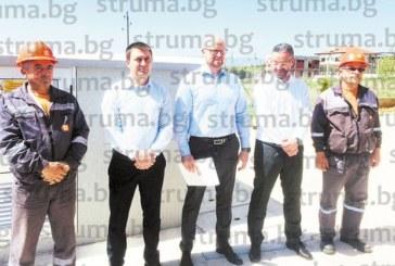 Регионалният мениджър на ЧЕЗ за България К. Крал на откриването на нов трафопост в Благоевград: Няма връзка между продажбата на ЧЕЗ и предложението ни за увеличение на цените, през 2018 г. ще инвестираме над 5 млн. лв. в Пиринско