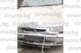 27-г. шофьорка натисна газта, натресе се в камион, дете ранено