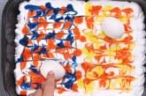 Как да боядисаме яйца с пяна за бръснене /ВИДЕО/