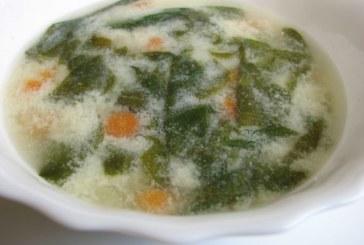 Супа от лопуш