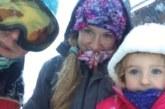 Лора Караджова се събра с бащата на детето си