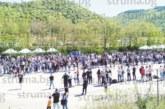 Над 1000 рокери оглушиха с рев на мотори Благоевград