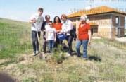 Благоевградските дъновисти започнаха строежа на Образователен център в Еленово