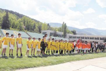 Пет отбора си оспорваха купата на пролетен турнир под Хисарлъка