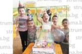 Красива торта за дъщерята на бизнес семейство от Сандански