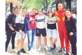 Футболна националка от Благоевград се прибра с празни джобове от Италия