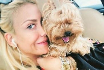 Венета Харизанова се хвали с куче за 2 бона