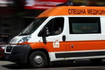 Шофьор помете велосипедист, транспортираха го в благоевградската болница