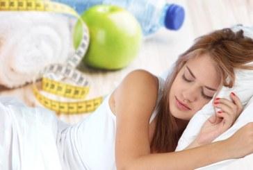 Здравият сън e най-добрата диета