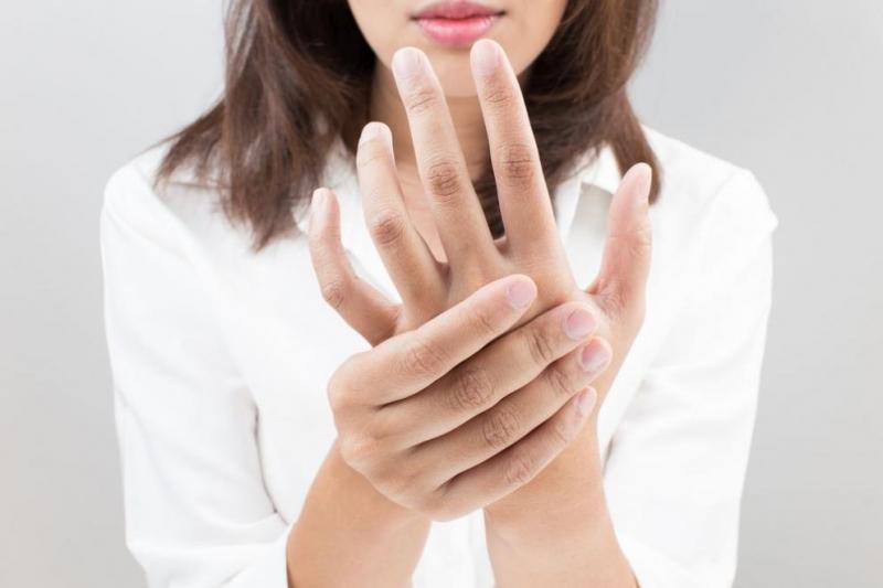 Ръцете издават болестите, от които страдаме