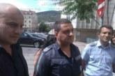 Първо в struma.bg! Вижте снимка на бития полицай, ченгето скри името на нападателя