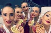 Ансамбълът ни по художествена гимнастика грабна още един златен медал