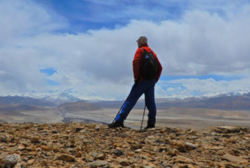 Вижте какво написа Боян Петров в мрежата преди да замине за Тибет