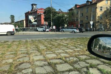 Тежка катастрофа в София, 3 коли се помляха