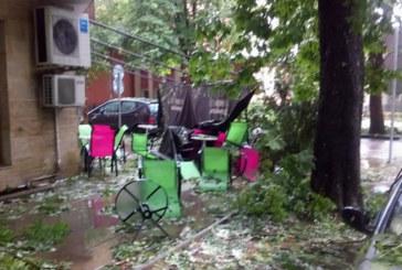 Страховита буря удари Плевен