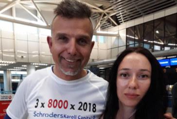 Половинката на Боян Петров: Ако е загинал, искам да остане в планината, той самият това иска