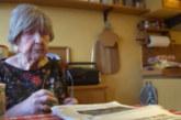 105-г. баба Дагни изуми всички с това, което прави
