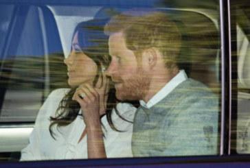 Бъдещите младоженци Хари и Меган пристигнаха в Уиндзор