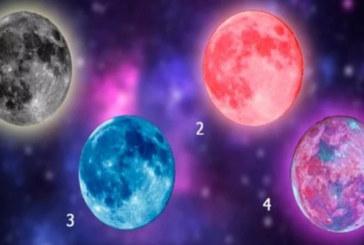 Тест: Луната казва истината, разберете какво ви очаква!