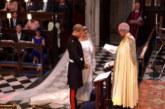 Херцогът и херцогинята на Съсекс попиляха традициите на сватбата на годината