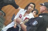 Танцьорката Габриела пак прави циркове в съда