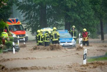 Страшен потоп удави Германия (СНИМКИ)