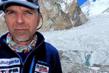 Алпинистът Слави Несторов: С Боян се разбрахме да се срещнем на Еверест. Пуснах му смс, той ми звънна, но…