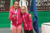 10-годишна рожденичка донесе медал за дупнишкия бадминтон