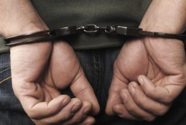 Арестуван почина в сградата на полицията
