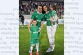 Благоевградчанинът Светослав Дяков празнува 7-ма шампионска победа със семейството си