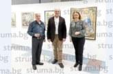 """ПРОБИВ ЗАД ГРАНИЦА!  16 благоевградски художници с първа обща изложба в Берлин отварят """"вратите"""" на гилдията към Европа"""