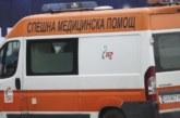 Градски автобус се заби в мантинела, шофьорът загина