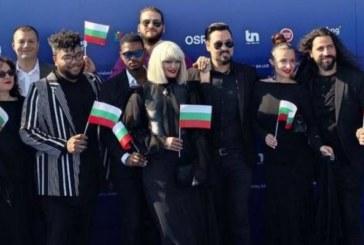 """Световната преса попиля Жана Бергендорф! България с 4 """"награди"""" в антикласация за Евровизия"""