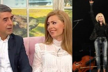 Лили Иванова отказа да пее на сватбата на Росен Плевнелиев и Деси Банова! (Не ги харесвала)