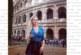 """От Гърция """"Мис България 2009"""", перничанката Антония Петрова, прескочи до Рим"""