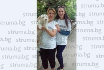 Д-р Сн. Милушева от Спешна помощ разтоварва с благотворителна дейност, включва се в акции в помощ на бездомни кучета