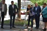 Кметът д-р Атанас Камбитов даде старт на СМР дейностите по проект за енергийна ефективност в общински административни сгради