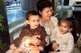 Съдебният администратор Ели Димитрова стана баба на внучка, която ще носи нейното име