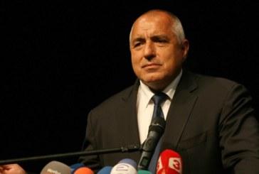 Бойко Борисов: Президентът стреля по нас