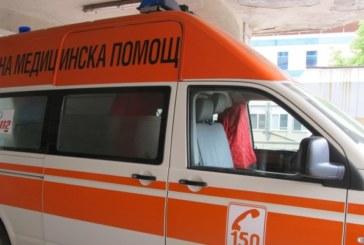 Страшна трагедия разтърси Петричко! Пламен полетя от микробус в движение, животът му виси на косъм, пътниците в шок: Всичко беше в кръв