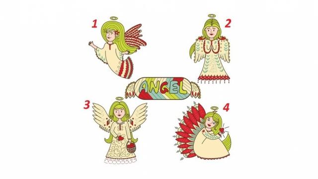 Тест с ангели показва какво ви очаква