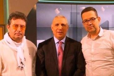 Христо Стоичков става водещ по БНТ!