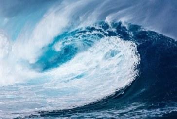 Регистрираха най-високата вълна в Южното полукълбо