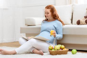 Напитки за повече енергия по време на бременността