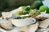 Пастет от леща с авокадо и билки